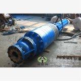 特殊泵型660V星三角矿用潜水泵定制生产