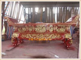 浙江供桌生產廠家,zy1126木雕供桌廠家供應