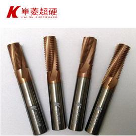 硬材料攻丝专用丝锥 可高效加工HRC40-60硬度的马氏体不锈钢