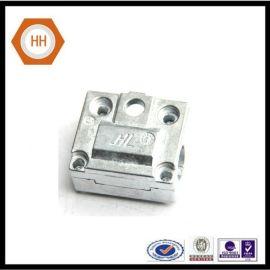 汽车配件(锌合金齿轮盒)加工锌合金压铸件 定制加工