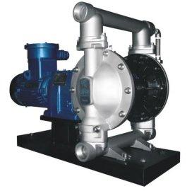 不锈钢电动隔膜泵(RV40)
