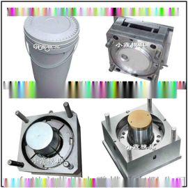 中国塑料模具加工30公斤20公斤润滑油桶模具厂家
