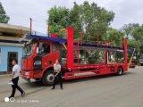 解放J6轿运车 车辆运输车