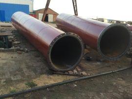 焊接锥形碳钢烟囱 DN1600变径烟道 碳钢锥体