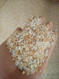 石英砂用于冶炼硅铁,陶瓷,研磨材料,铸造
