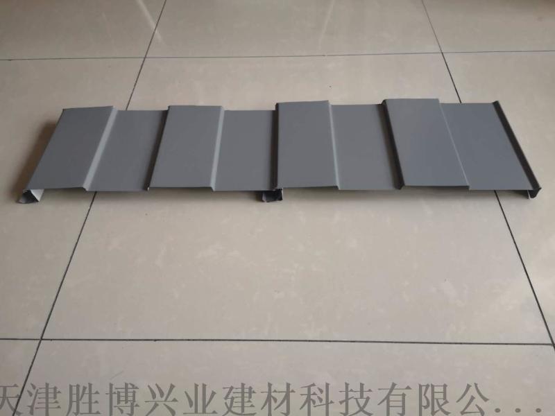 YX10-95-373型隐藏式横挂板 373彩钢瓦