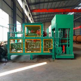 厂家供应混凝土免烧砖机 10-15大型空心砌块砖机