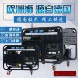 常見款10kw柴油發電機220V