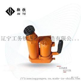 鞍鐵YFZ-80方枕器軌道機具是可以這樣操作的