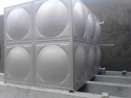 加温水箱规格 玻璃钢搪瓷水箱 铝合金屋面水箱