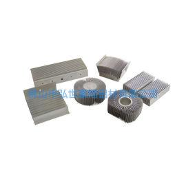 佛山厂家定制铝合金散热器 高密齿电子散热器价格实惠