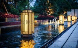 不锈钢景观照明柱头灯 恒逸柱头灯 电镀拉丝柱头灯