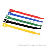 T型魔术贴扎带 光纤网线自粘扎带勾毛同体粘扣捆绑带