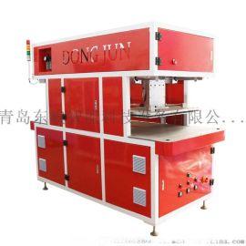 东峻研发新型双工位贴合机