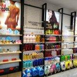 化妆品店柜台装修设计 化妆品展示柜展柜陈列柜定制