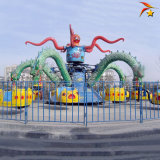 户外游乐园设备旋转大章鱼 儿童游乐园设备厂家