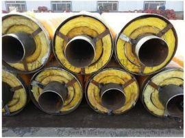 钢套钢保温蒸汽预制直埋钢管性价比高