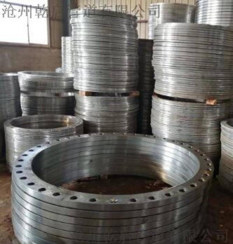 沧州乾启供应:替打法兰 大口径法兰 大型碳钢法兰 规格DN1000-DN6000 材质Q235B Q345B