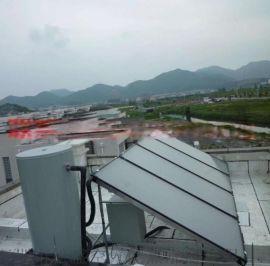 结合太阳能空气能热水工程深圳做