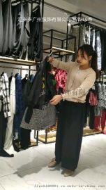 广州汇多多品牌服装尾货库存,厂家库存女装尾货