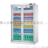 重庆豪华型两门风冷展示柜