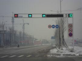 鞍山永华供应L6.8-12M交通信号灯杆
