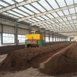 蚯蚓有机肥生产线 配置高低