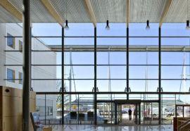 恒保幕墙钢型材及防火玻璃幕墙系统-恒钢