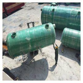 制作环保型玻璃钢化粪池重量轻