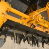 拖拉机带动宝马灰土机 小型灰土拌合机供应