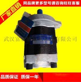 合肥长源液压齿轮泵CBHT-F314-扁左(法兰)