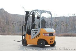 江苏电动升降平台 四轮平衡重叉车 堆高车厂家