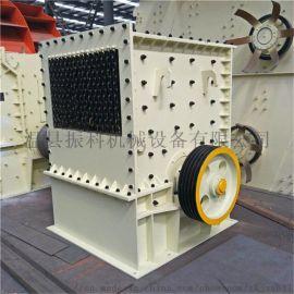 花岗岩箱式破碎机工作原理 碎石破碎机生产线设备