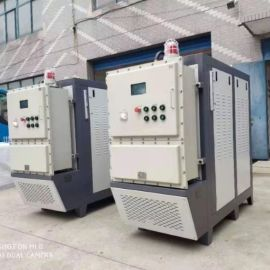 防爆油加热器 防爆油循环温度控制机 防爆模温机