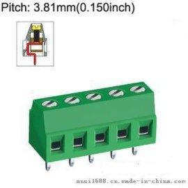 EK381绿色环保小间距KF128连接器3.81MM间距