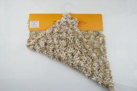 纱线厂家直销1NM双羽毛轨道纱 花式特种纱