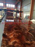 供應UV仿大理石裝飾板生產線設備廠家