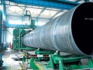 1020*   口径螺旋钢管