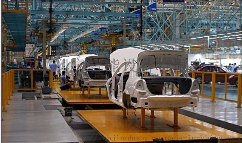 观光车装配线,观光车生产线,电动汽车生产线