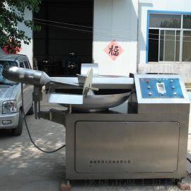 大虾斩拌机新品促销    虾酱生产设备斩拌机用途