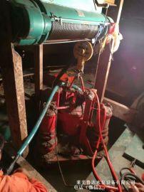 大型围堰设备 铰刀抽沙泵 带搅拌器抽砂泵
