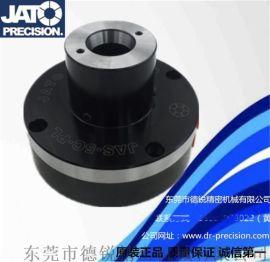 台湾朝铨精密气压立式筒夹夹头气动卡盘 JAS-16C-PL后拉式夹头