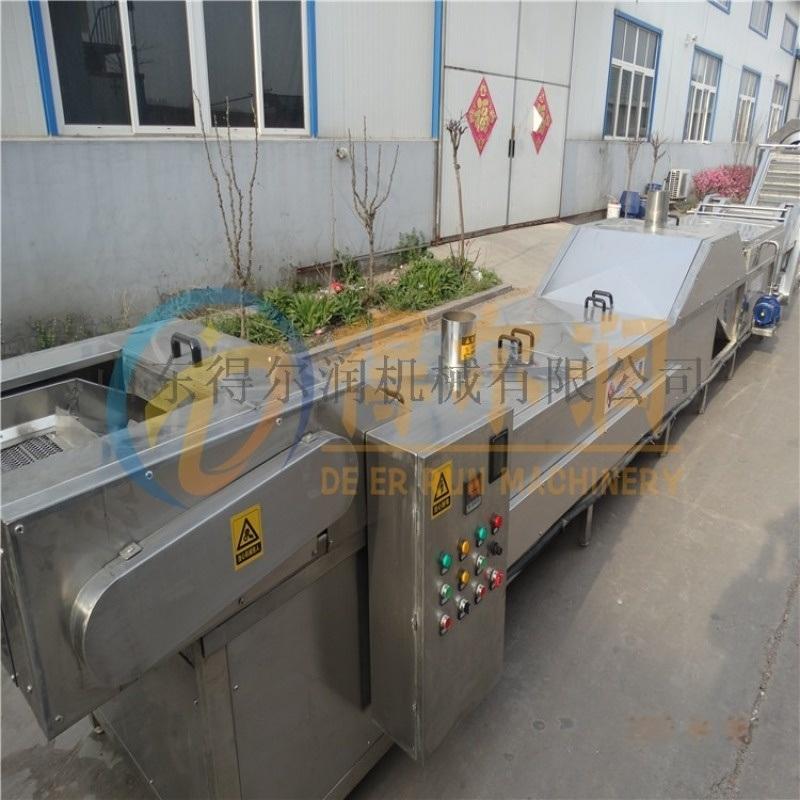 湖南DR-5豆乾滷煮流水線 自動化豆乾滷煮線效果好