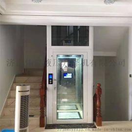 简易家用升降机复式楼电梯,阁楼电梯