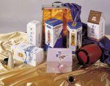 彩盒铝合金箱酒盒,纸品包装盒