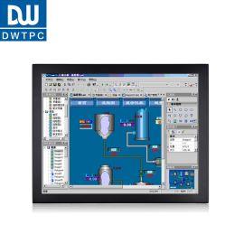 DW-150TPC-BS 工业触摸一体机工业电脑