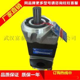 合肥长源液压齿轮泵韩国叉车配件 康明斯 大宇液压齿轮油泵CBTK-G432AF/ LK1X
