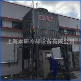 誠信經營玻璃鋼方形工業溼式冷卻塔維護 100t噸逆流式冷卻塔維護