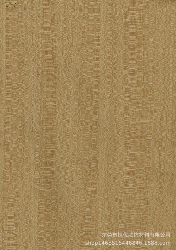 fsc环保仿木纹皮宝丽纸 PU华丽纸 三聚 胺浸渍片 包覆纸