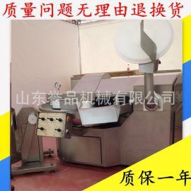 大型鱼豆腐斩拌机200型 腊肠肉馅变频乳化机 定制高速大型斩拌机